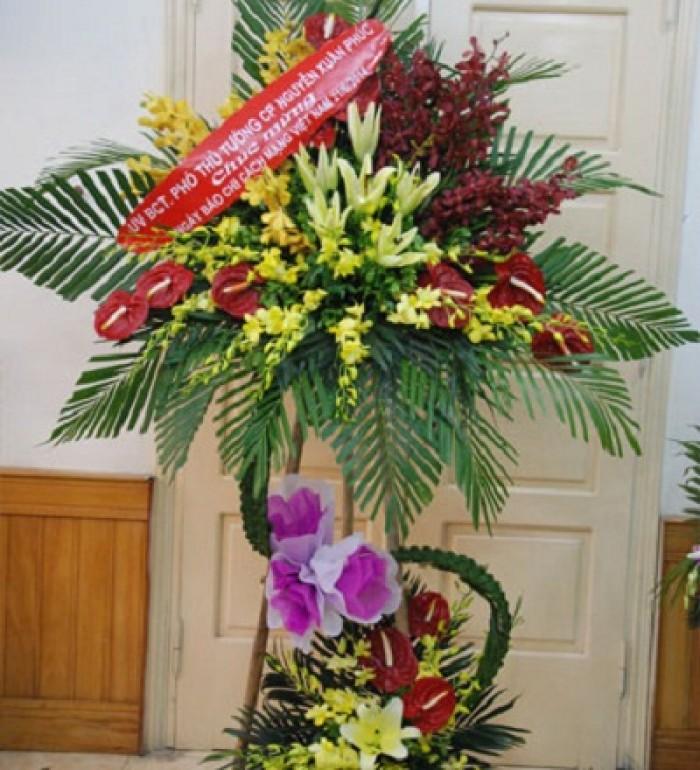Cửa hàng bán điện hoa bỉm sơn, shop hoa tươi bỉm sơn giao hoa tươi tận nơi. Đặt điện hoa chúc mừng sinh nhật, khai trương, hoa tang lễ tại bỉm sơn3