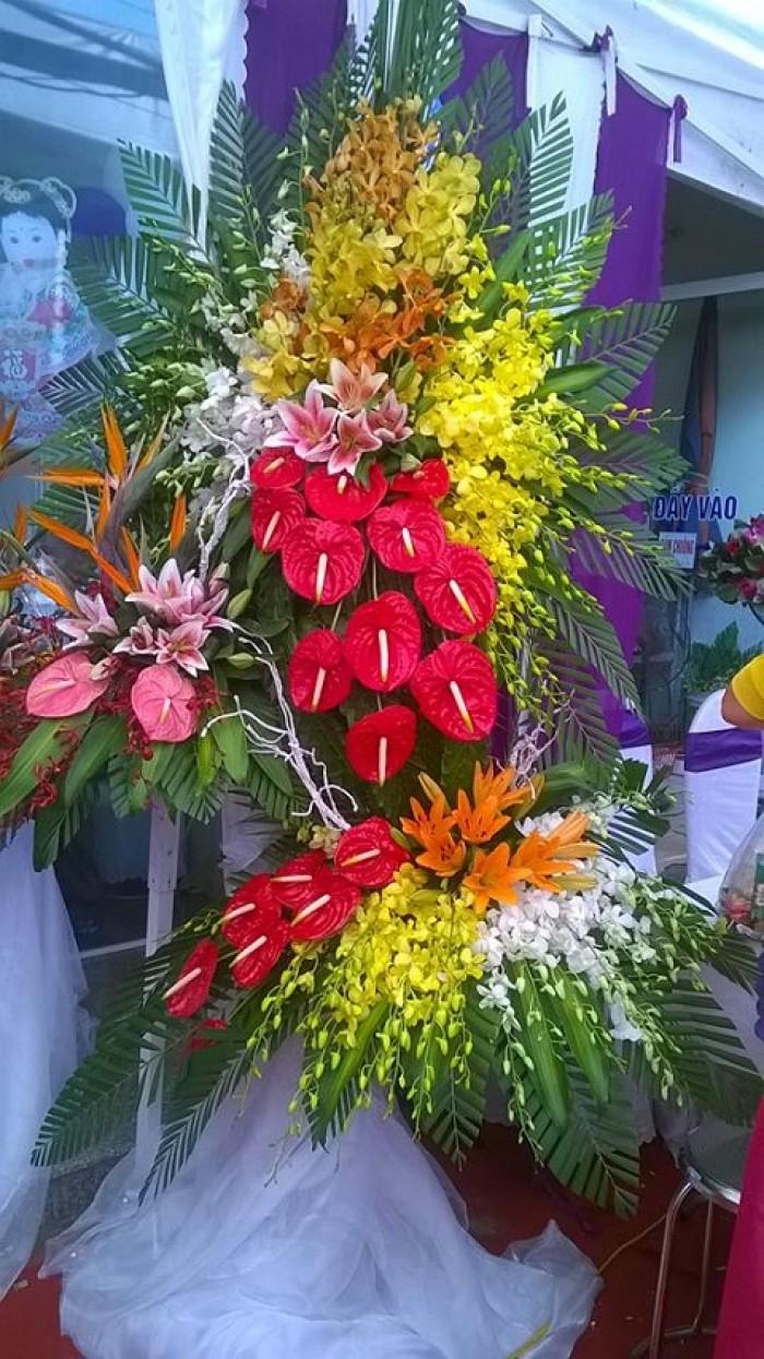 Cửa hàng bán điện hoa bỉm sơn, shop hoa tươi bỉm sơn giao hoa tươi tận nơi. Đặt điện hoa chúc mừng sinh nhật, khai trương, hoa tang lễ tại bỉm sơn4