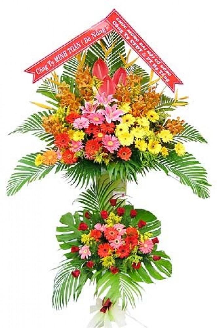 Cửa hàng bán điện hoa bỉm sơn, shop hoa tươi bỉm sơn giao hoa tươi tận nơi. Đặt điện hoa chúc mừng sinh nhật, khai trương, hoa tang lễ tại bỉm sơn5