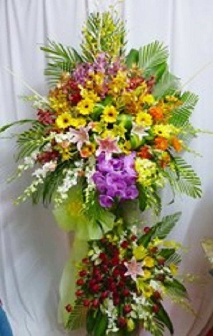 Cửa hàng bán điện hoa bỉm sơn, shop hoa tươi bỉm sơn giao hoa tươi tận nơi. Đặt điện hoa chúc mừng sinh nhật, khai trương, hoa tang lễ tại bỉm sơn7