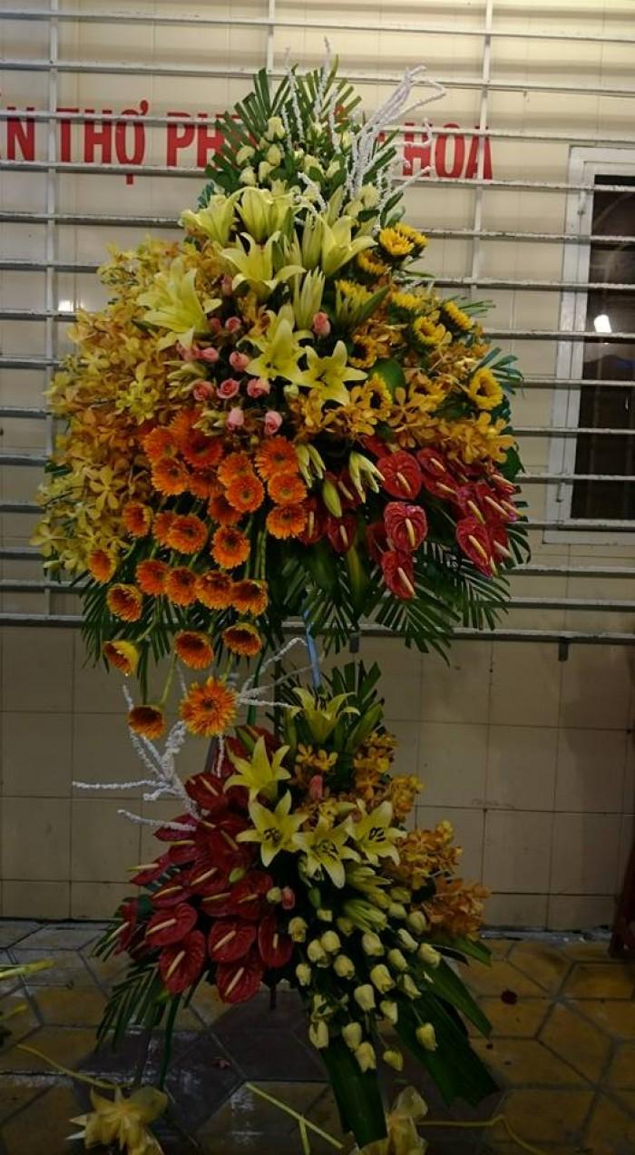 Cửa hàng bán điện hoa bỉm sơn, shop hoa tươi bỉm sơn giao hoa tươi tận nơi. Đặt điện hoa chúc mừng sinh nhật, khai trương, hoa tang lễ tại bỉm sơn10