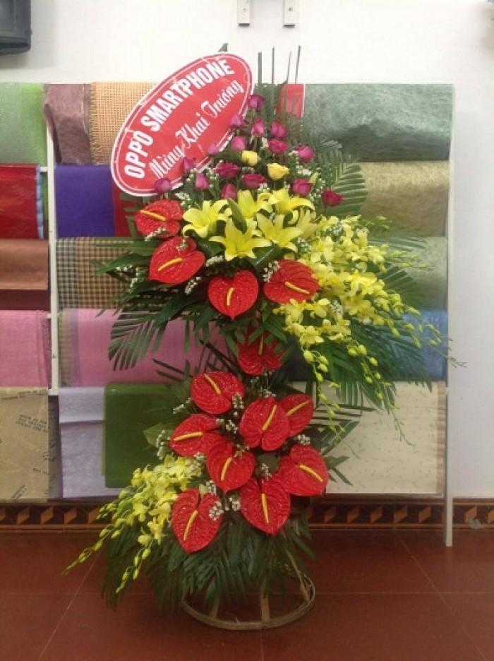 Cửa hàng bán điện hoa bỉm sơn, shop hoa tươi bỉm sơn giao hoa tươi tận nơi. Đặt điện hoa chúc mừng sinh nhật, khai trương, hoa tang lễ tại bỉm sơn13