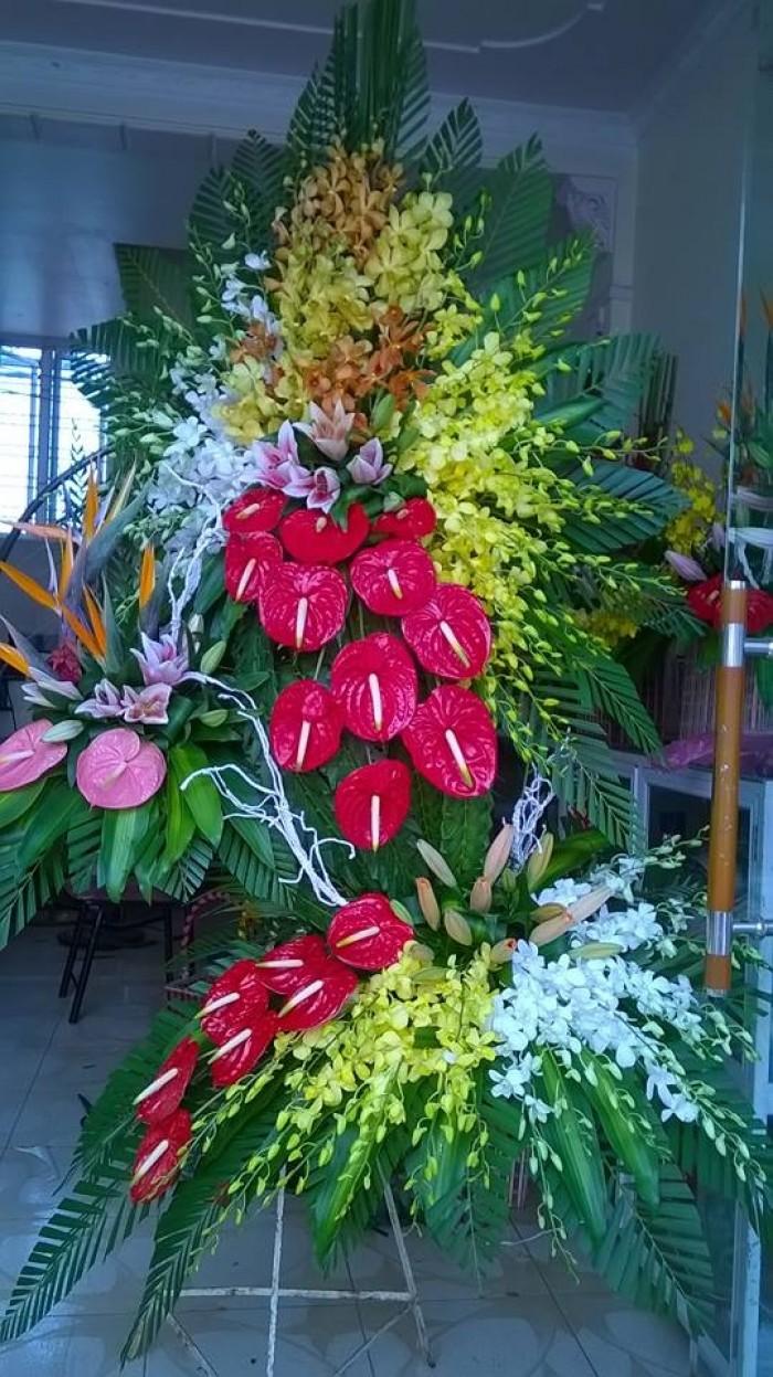 Cửa hàng bán điện hoa bỉm sơn, shop hoa tươi bỉm sơn giao hoa tươi tận nơi. Đặt điện hoa chúc mừng sinh nhật, khai trương, hoa tang lễ tại bỉm sơn14