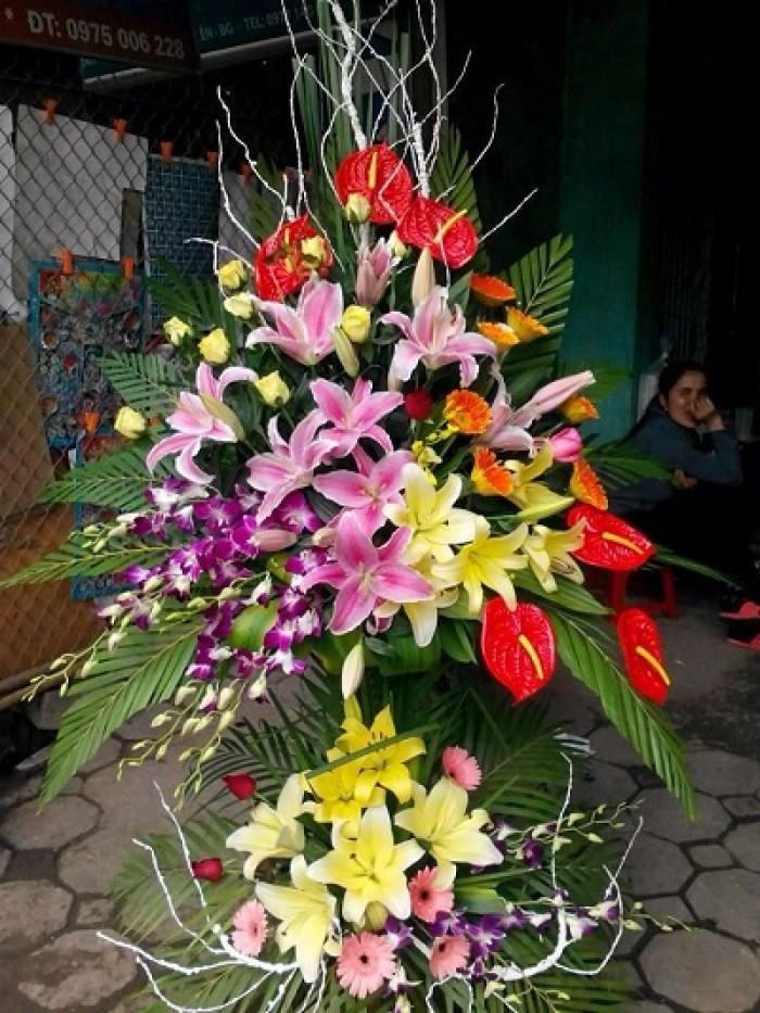Cửa hàng bán điện hoa bỉm sơn, shop hoa tươi bỉm sơn giao hoa tươi tận nơi. Đặt điện hoa chúc mừng sinh nhật, khai trương, hoa tang lễ tại bỉm sơn20