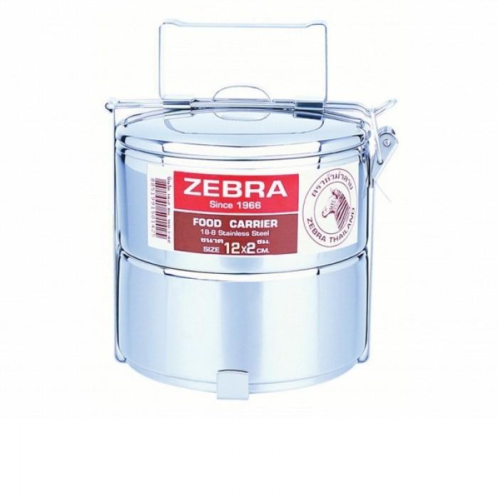 Camen Inox Zebra 14*2 ngăn - TH718