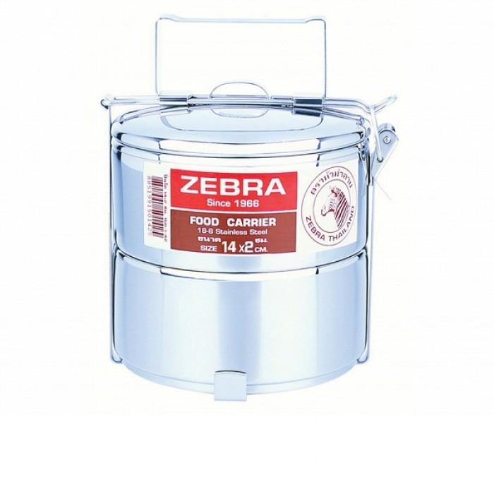 Camen Inox Zebra 10x2 ngăn - TH722
