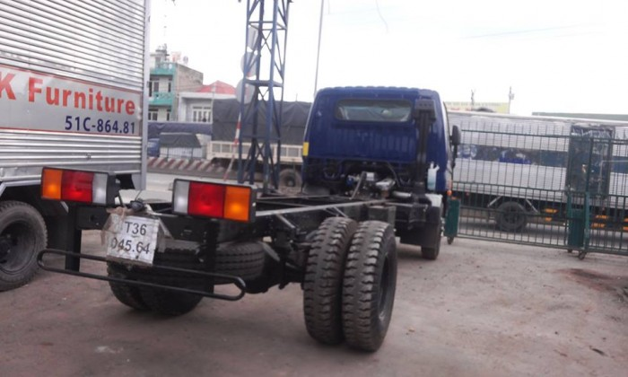 Xe tải hyundai hd800 8 tấn - xe màu xanh giao xe ngay - hỗ trợ ngân hàng ưu đãi 2