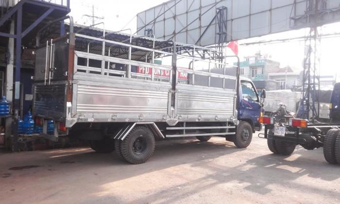 Xe tải hyundai hd800 8 tấn - xe màu xanh giao xe ngay - hỗ trợ ngân hàng ưu đãi 5