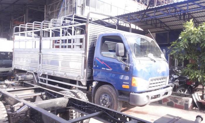 Xe tải hyundai hd800 8 tấn - xe màu xanh giao xe ngay - hỗ trợ ngân hàng ưu đãi 8
