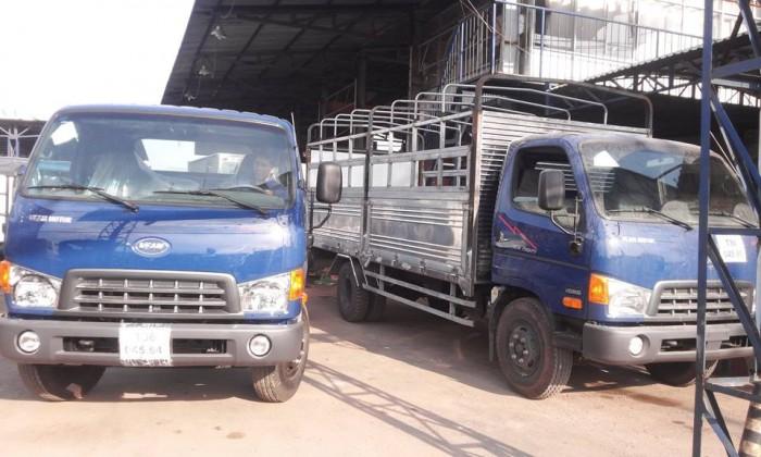 Xe tải hyundai hd800 8 tấn - xe màu xanh giao xe ngay - hỗ trợ ngân hàng ưu đãi 9