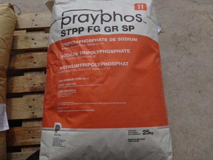 Sodium Tripolyphosphate (Xuất xứ: Bỉ, bao 25kg)0