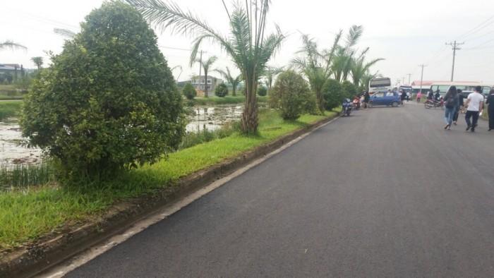 Bán đất nền gần KCN Tân Phú Trung,sổ hồng riêng,giá 250tr/nền