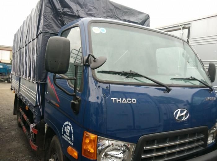 Bán xe Tải Thaco Hyundai HD500, tải trọng 5 tấn