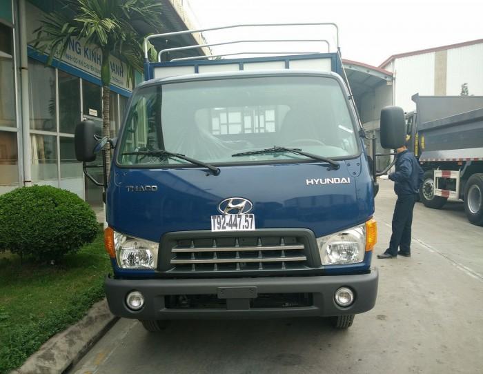 Bán xe Tải Thaco Hyundai HD500, tải trọng 5 tấn 3