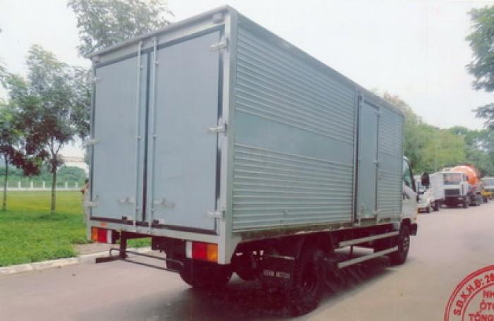 Bán xe tải Huyndai Veam 3.5 tấn thùng dài 4.9m