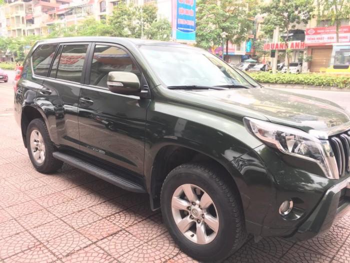 Toyota Prado sản xuất năm 2014 Số tự động Động cơ Xăng