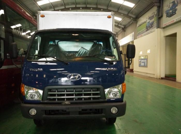 Bán xe tải Thaco Hyundai HD650, tải trọng 7 tấn