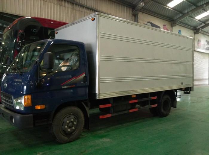 Bán xe tải Thaco Hyundai HD650, tải trọng 7 tấn 1