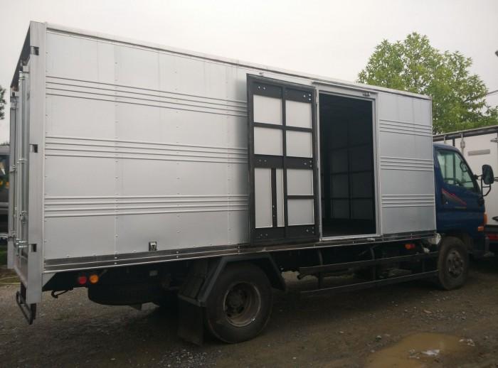Bán xe tải Thaco Hyundai HD650, tải trọng 7 tấn 2