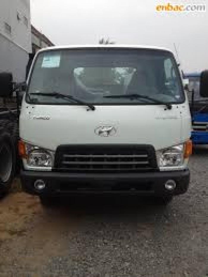 Bán xe tải Thaco Hyundai HD650, tải trọng 7 tấn 3