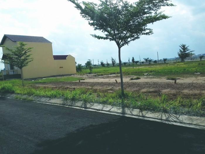 Đất thổ cư 100%, KCN Tân Kim - Quốc Lộ 50