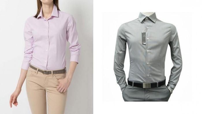 Đồng phục công sở nam nữ đẹp | Đồng phục công sở Hàn Quốc | Đồng phục công sở mùa hè