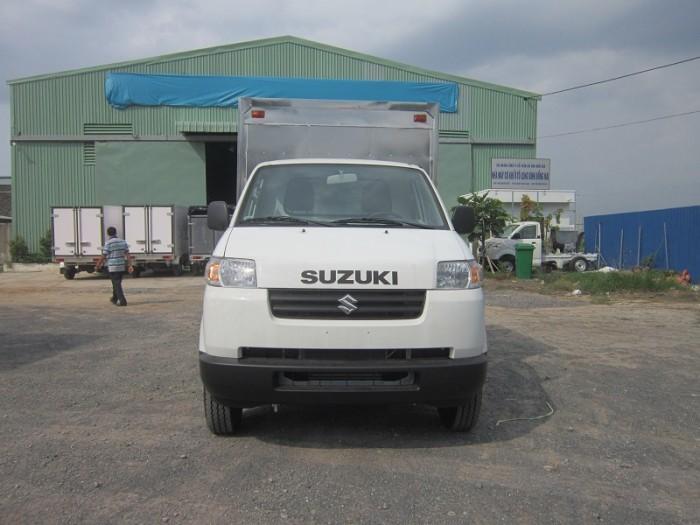 Đồng Nai bán xe Suzuki Pro 750kg 650kg  thùng siêu dài 2m4 xe mới nhất 2018 -nhập khẩu nguyên chiếc