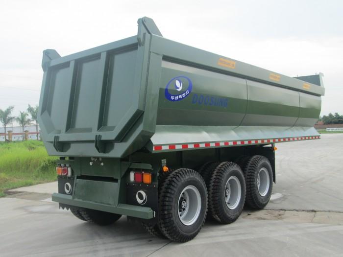 Bán Mooc Ben Doosung 28 tấn , có hàng sẵn, hỗ trợ làm biển số