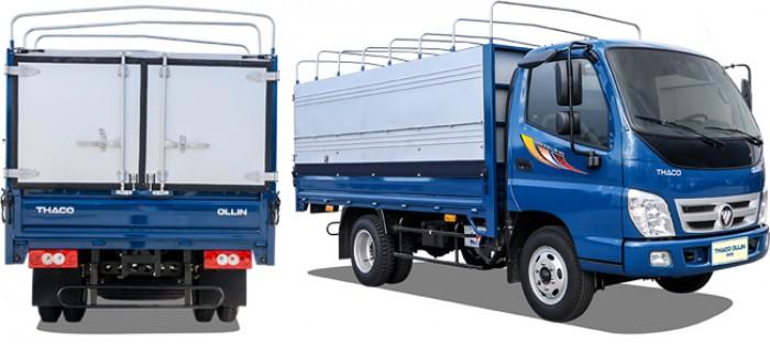 Bán xe tải THACO OLLIN 345, tải trong 2,4 T - 3,5 T