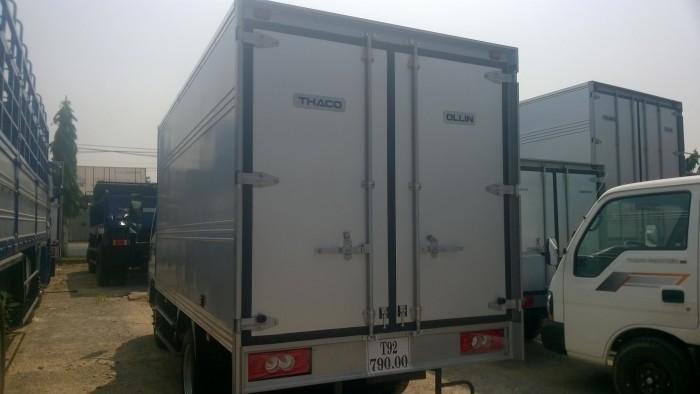 Bán xe tải THACO OLLIN 345, tải trong 2,4 T - 3,5 T 7