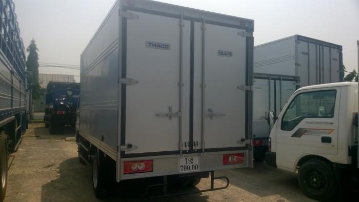 Bán xe tải THACO OLLIN 345, tải trong 2,4 T - 3,5 T 8