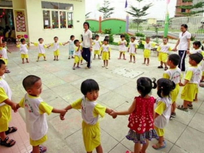 Đồng phục thể dục mầm non | Đảm bảo tính thẩm mỹ cũng như mang đến những triết lý, truyền thống của ngôi trường trên những bộ đồng phục thể dục, thể thao học sinh mà May Lê Thành sản xuất. Thông qua những bộ đồng phục học sinh May Lê Thành sẽ giúp nhà trường, học sinh mang đến vẻ năng động, trẻ trung của học sinh Việt.