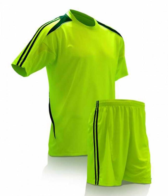 May Lê Thành nhận may gia công, sản xuất Đồng phục thi đấu bóng đá, có logo, không logo