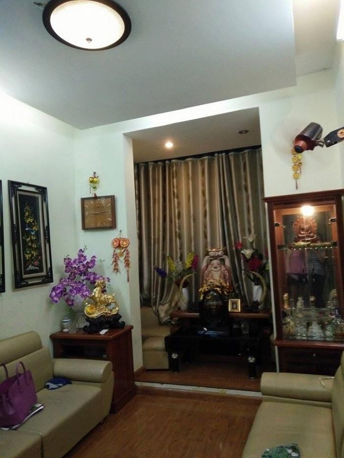Cần bán nhà ngõ 73 Nguyễn Lương Bằng, 25m2 x 4 tầng, 2.05 tỷ