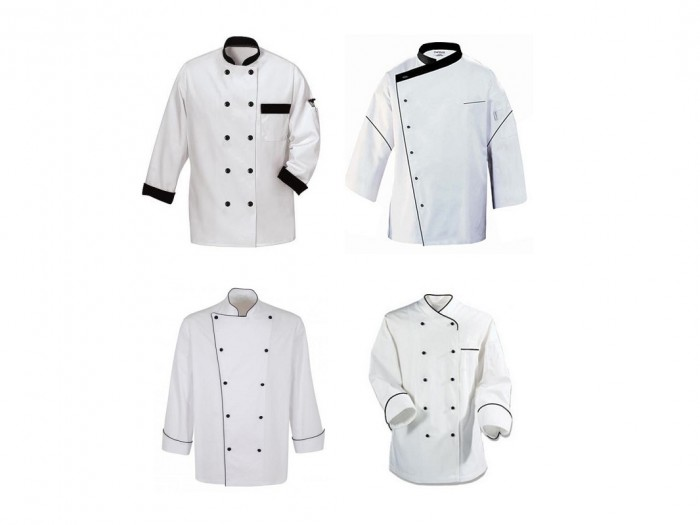 May Lê Thành chuyên cung cấp áo đầu bếp, chúng tôi nhận đặt may theo mẫu áo đầu bếp có sẵn hoặc đặt may theo mẫu của khách hàng.