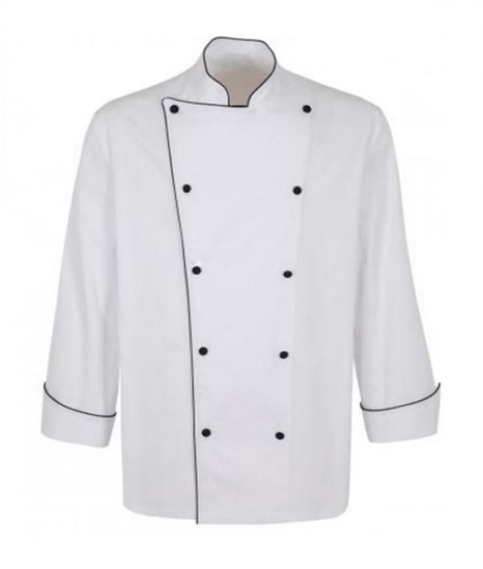 Với đội ngũ tư vấn, thiết kế chuyên nghiệp, đội ngũ công nhân may tay nghề cao, cùng với nhà xưởng, máy móc hiện đại sẽ mang đến cho bạn những bộ đồng phục bếp tốt nhất hợp chuẩn yêu cầu nhất.
