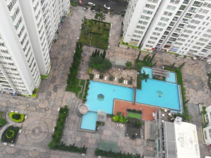 Cho thuê căn hộ dịch vụ trong chung cư HAGL New Saigon, Q7, từ 3.5- 6 triu/phòng, full nội thất