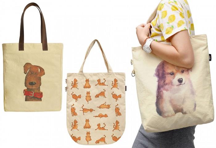 Nhận may gia công túi vải canvas làm túi quà tặng khuyến mãi các nhãn hàng tiêu dùng
