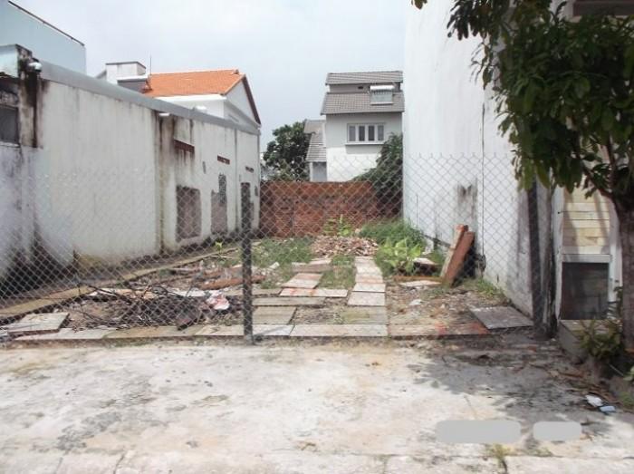 Lô đất 2 mặt tiền xây biệt thự đường 17 hiệp bình chánh