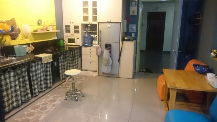 Cho thuê căn hộ chung cư Mỹ Phước, Bình Thạnh, 81m2, 2PN