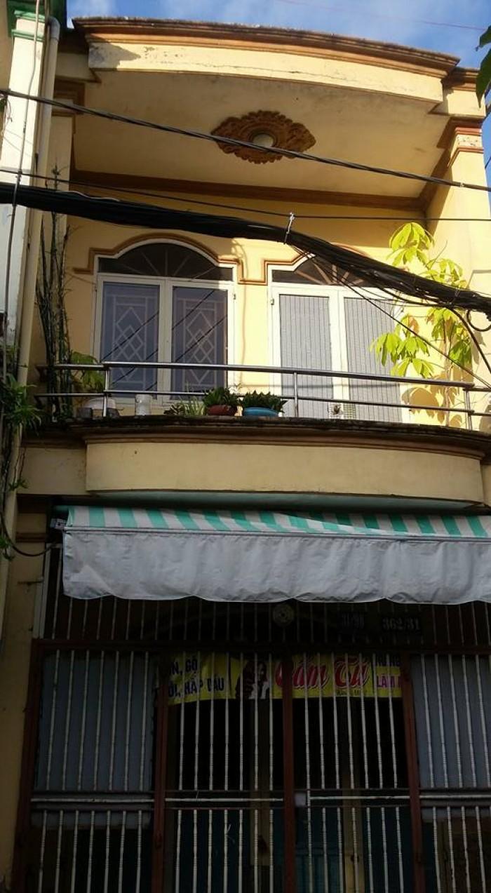 Nhà bán đường Phan Huy Ích,p12 Gò vấp,dt:3,5 x 10m đúc 1 trệt ,1 lầu,giá 980 triệu