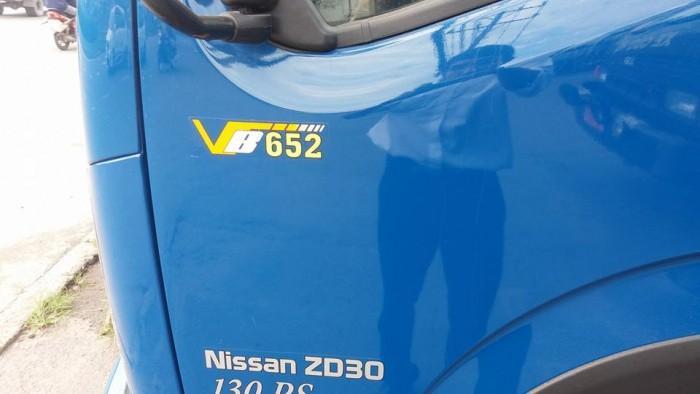 Xe ben vb 652 tải trọng 6t5 giá tốt