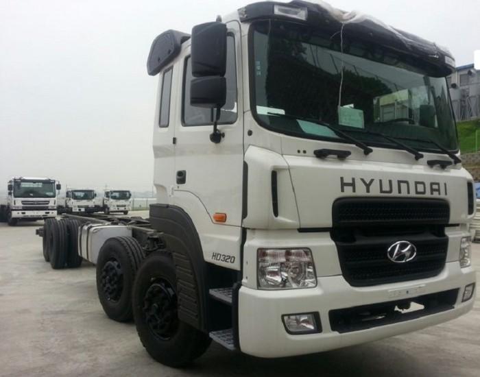 Xe tải giá rẻ, xe tải HD320 nhập khẩu giá rẻ
