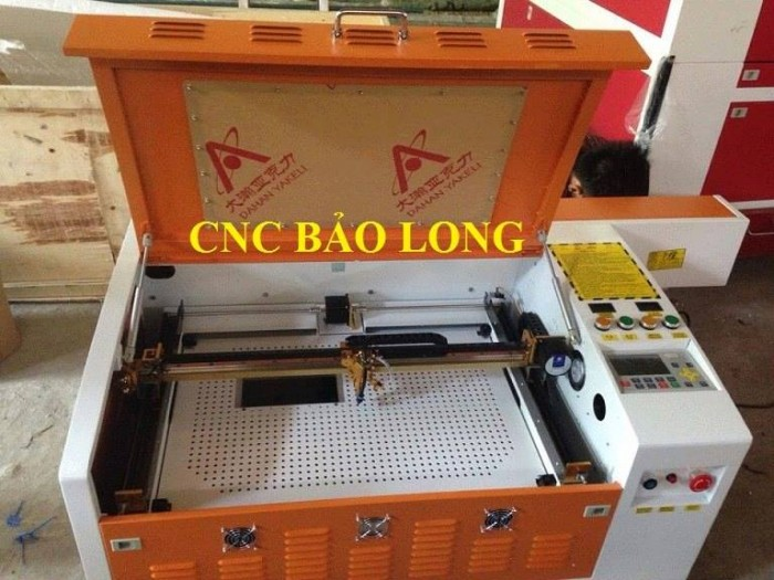 Máy khắc laser 6040 tự động lưu file mẫu