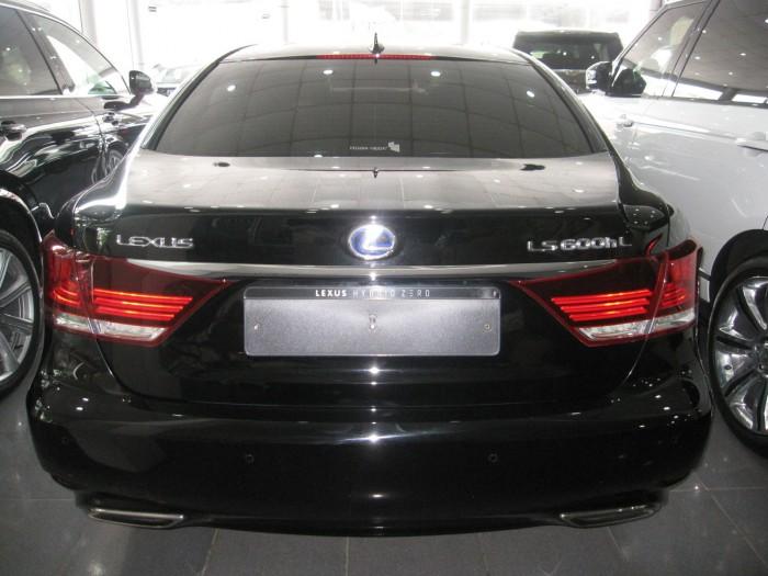 Bán xe Lexus LS 600HL 2015 nhập mỹ màu đen