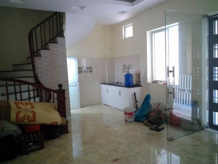 Cần bán gấp nhà mặt ngõ 296 Lĩnh Nam, Hoàng Mai, ô tô đỗ cửa, tiện KD, 34m2, giá 2,23 tỷ