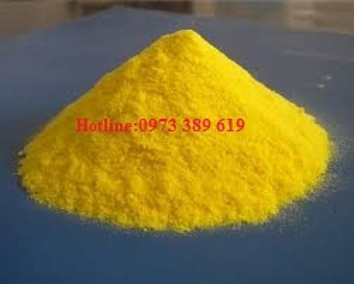 Poly Amonium chlorite (PAC) PAC vàng chanh hàm lượng 31% , giá tốt