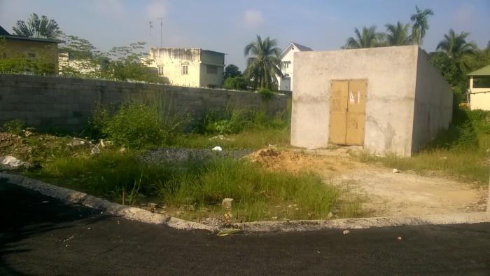 Bán đất đường 32 P.Linh Đông Q.TĐ Sổ hồng riêng