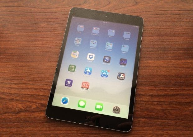 Bán ipad mini1 16gb wifi + 3g màu đen