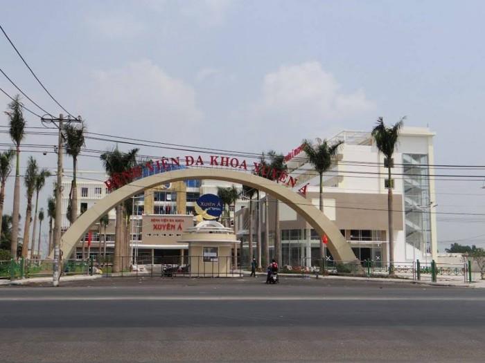 BELLA VITA khu đô thị mới